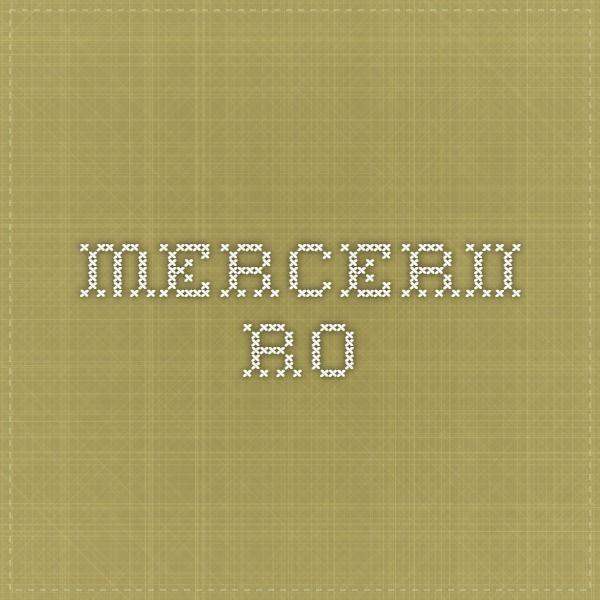 mercerii.ro