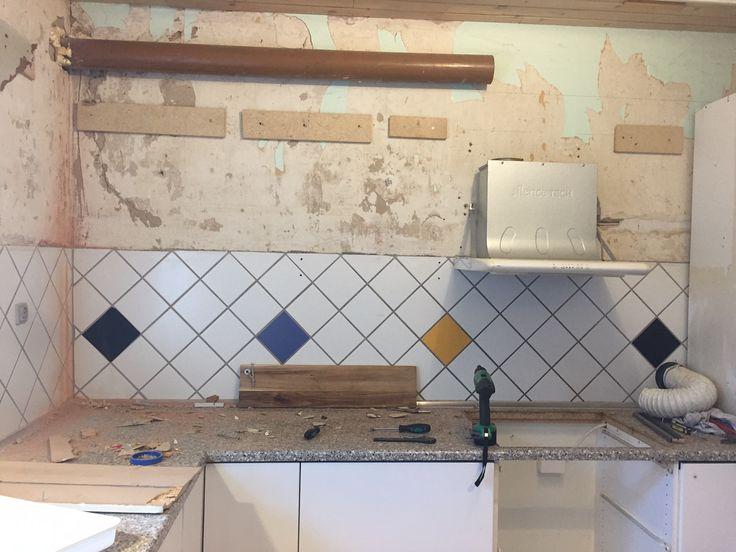 Projekt nyt køkken – om at bo midt i en byggeplads