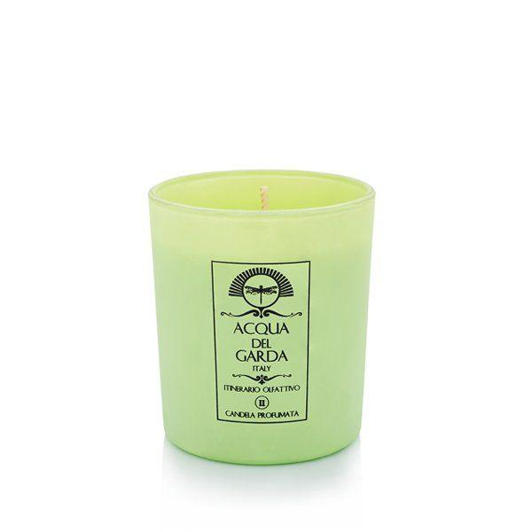 Scented Candle Itinerary II - Acqua del Garda