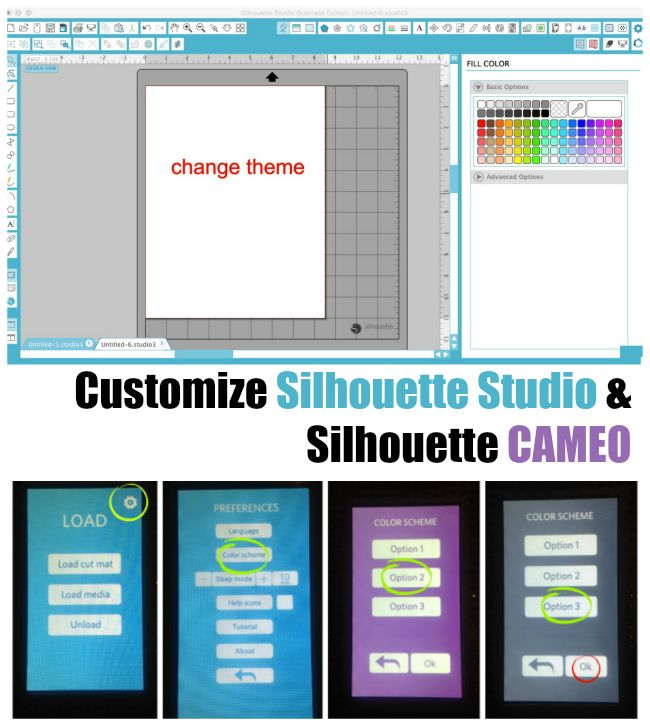 cameo machine projects