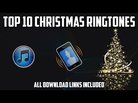 Best Christmas Ringtones 2015 (All Download Links Included