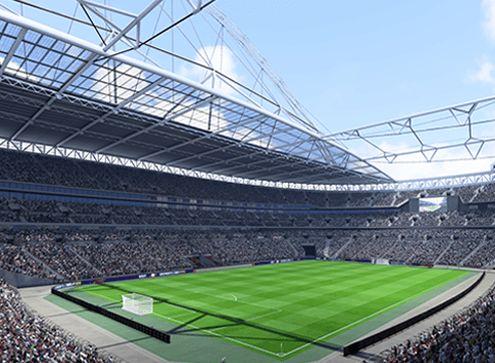 Wembley Stadium - FIFA 18 Ultimate Team Stadiums   Futhead