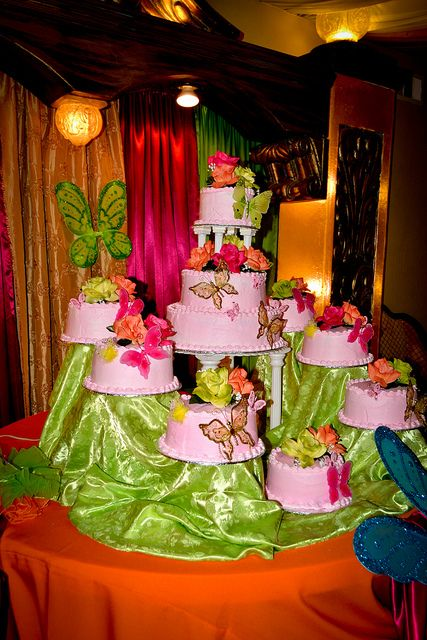 Rincon Real Reception Hall Quinceanera Cake July 2012 by Rincon Real Reception Hall, via Flickr