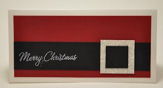 Too Cute! Stampin' Up / Merry Christmas