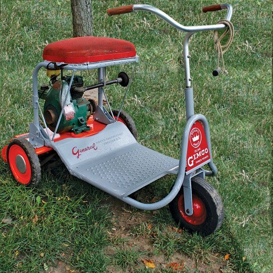 Old Riding Lawn Mowers : Images about vintage tractors riding mowers