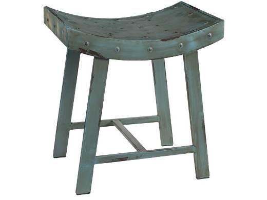 Metalowy stołek/ LOFT