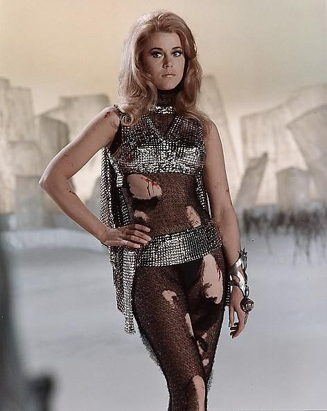 Jane Fonda - Barbarella Jacques Fonteray and Paco Rabanne.