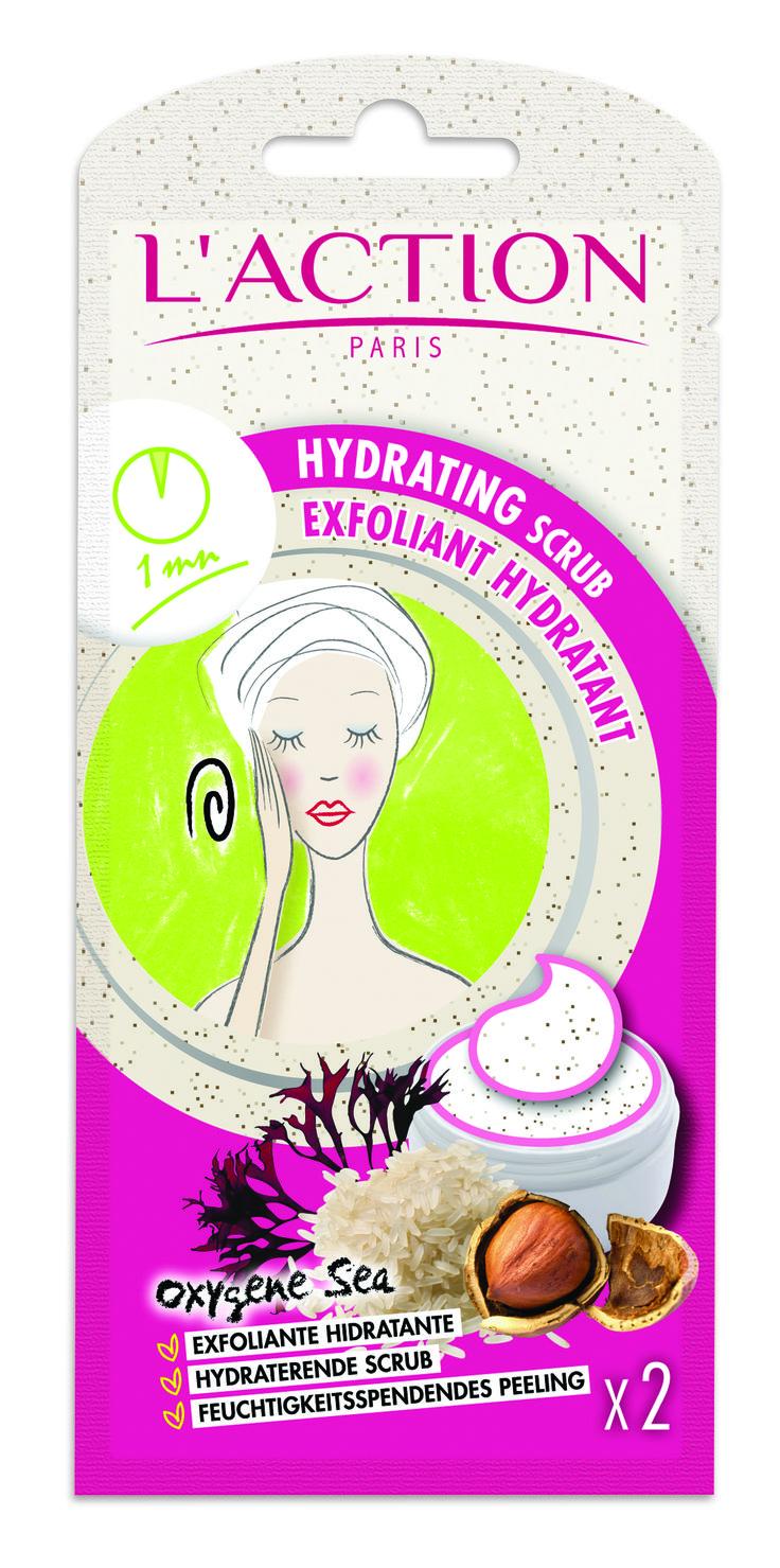 Hydrating Scrub