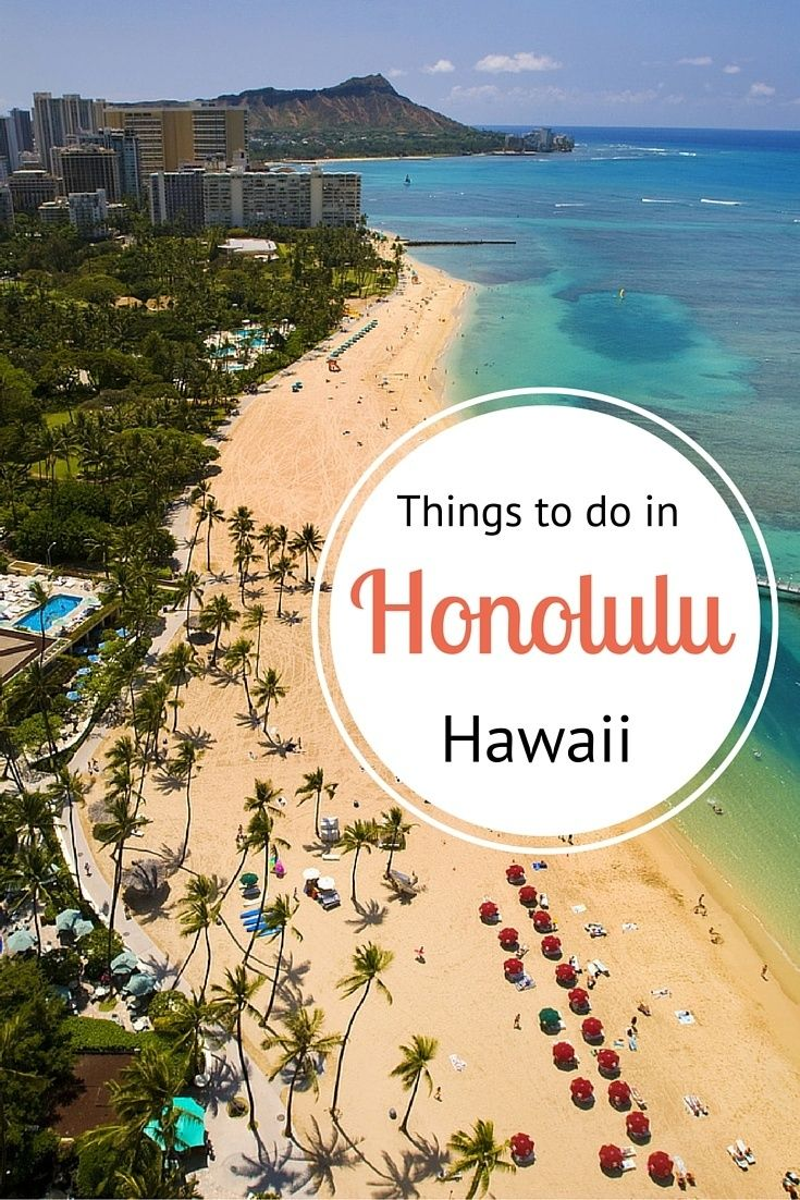 Honolulu Travel Tips - where to eat, drink, sleep, shop, explore and much more!