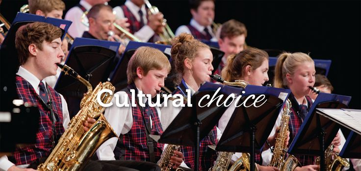 Downlands College I Cultural choice
