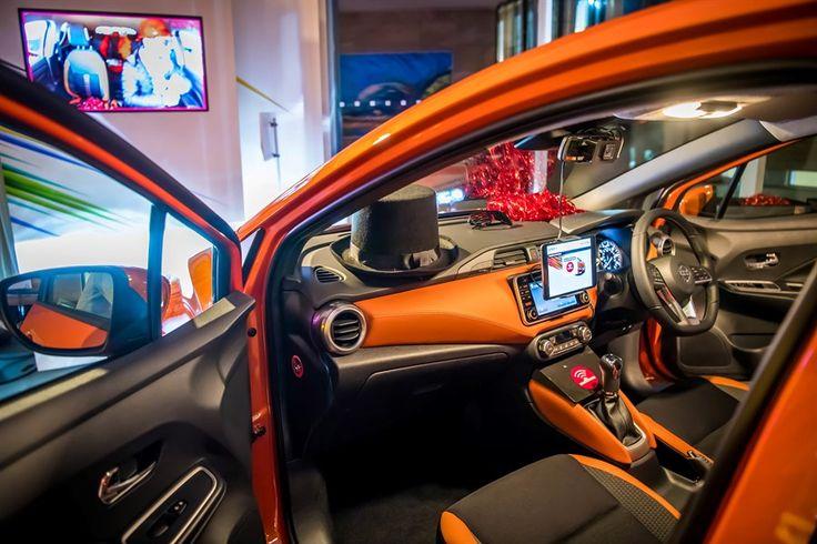 All New Nissan Micra Interior