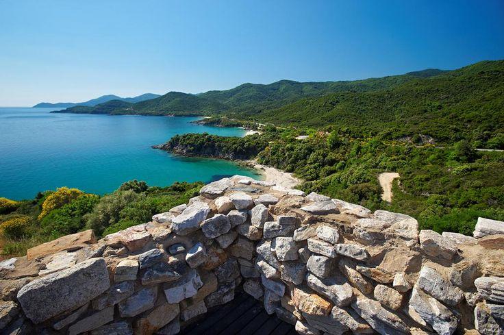 #Aristotle_birthplace