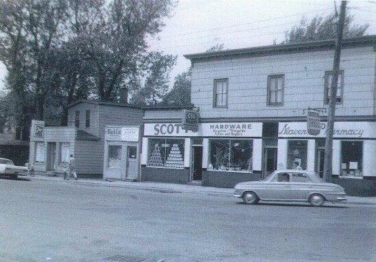 Ashby Corner_1965_Sydney_Cape Breton Island_Nova Scotia http://CaperMemories.Com