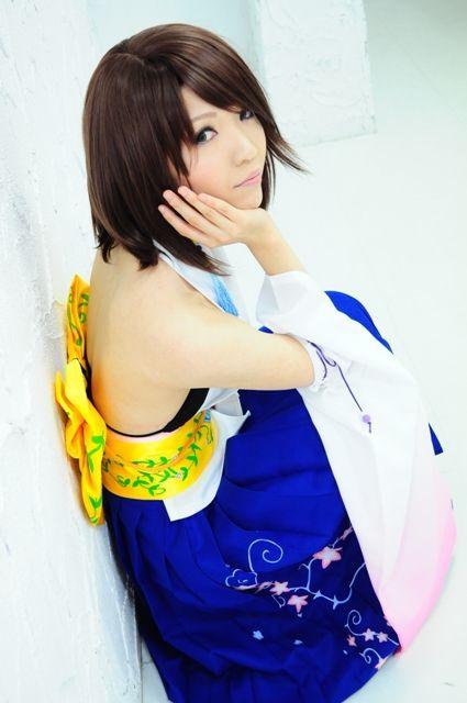 Yuna ユウナ [Final Fantasy X ファイナルファンタジーX]