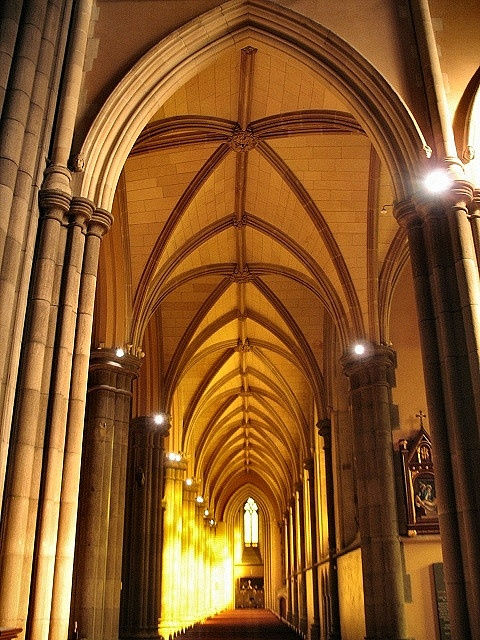 St Patrick s Cathedral, Melbourne - Gothic Revival style ~ #Melbourne #Gothic
