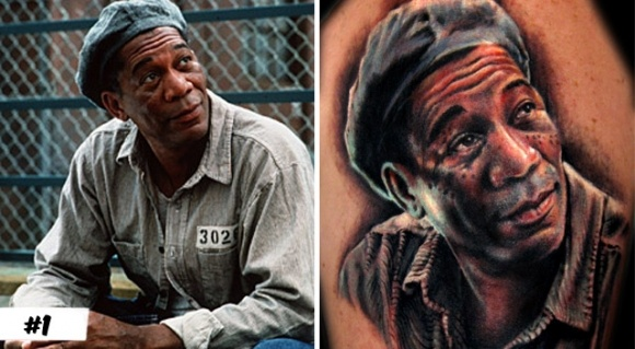 """Movie Analysis: """"The Shawshank Redemption"""" — Characters"""