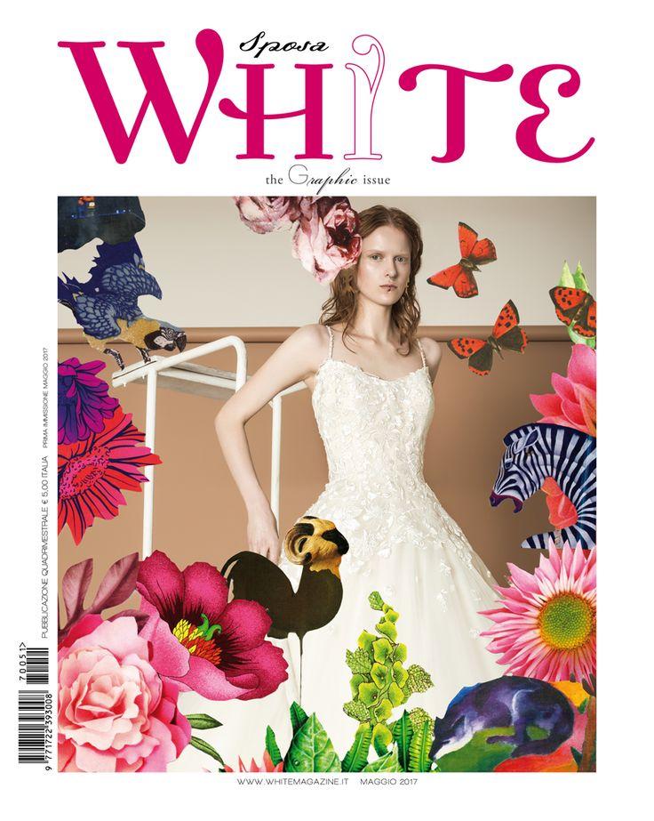 "White 51 ""the Graphic Issue"" maj 2017"