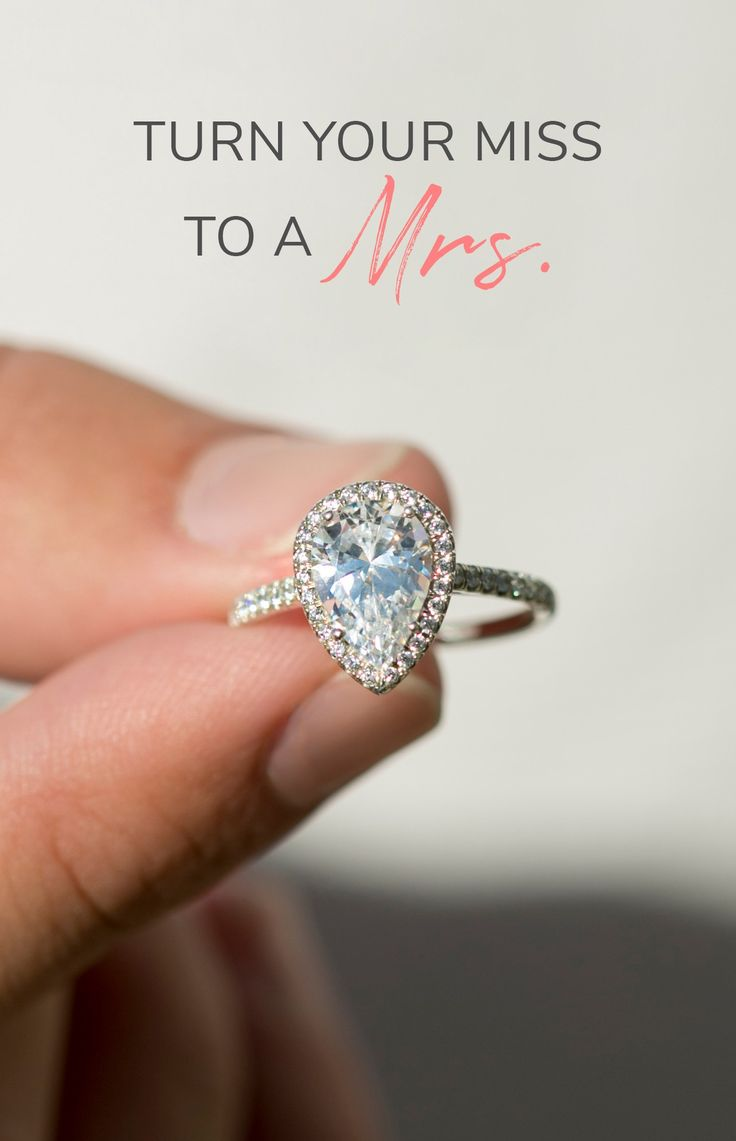 [ad] Turn your Miss to a Mrs. with the JamesAllen.com CanadaMark® diamond engagement ring she's always dreamed of.