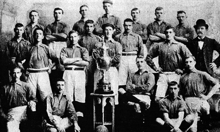 Iconic images: Liverpool's first league champions - Liverpool FC
