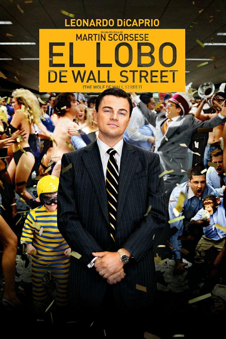 """Película basada en hechos reales del corredor de bolsa neoyorquino Jordan Belfort. A mediados de los años 80, Belfort era un joven honrado que perseguía el sueño americano, pero pronto en la agencia de valores aprendió que lo más importante no era hacer ganar a sus clientes, sino ser ambicioso y ganar una buena comisión. Su enorme éxito y fortuna le valió el mote de """"El lobo de Wall Street"""". (FILMAFFINITY)"""