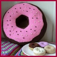 15 best dolci e dolcetti amigrumi images on pinterest crochet food ciambellone ccuart Gallery