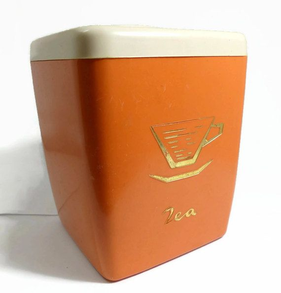 Hey, I found this really awesome Etsy listing at https://www.etsy.com/listing/495447232/tea-caddy-tea-canister-retro-kitchenware