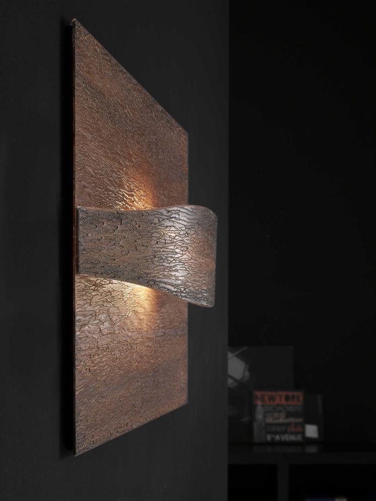 #ArtLight #WallLamp by Selène Illuminazione