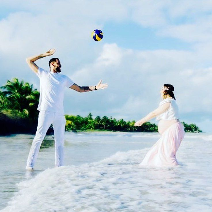 Volly Ball Wedding Dress