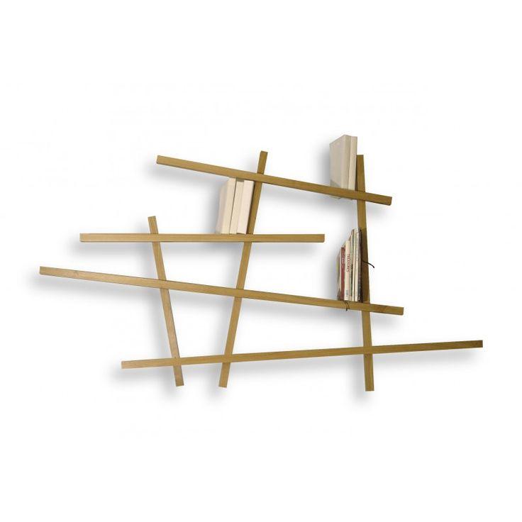 13 best rangements images on pinterest bookcases storage and book shelves. Black Bedroom Furniture Sets. Home Design Ideas