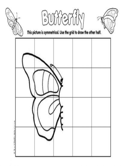 Grid art worksheets bing images