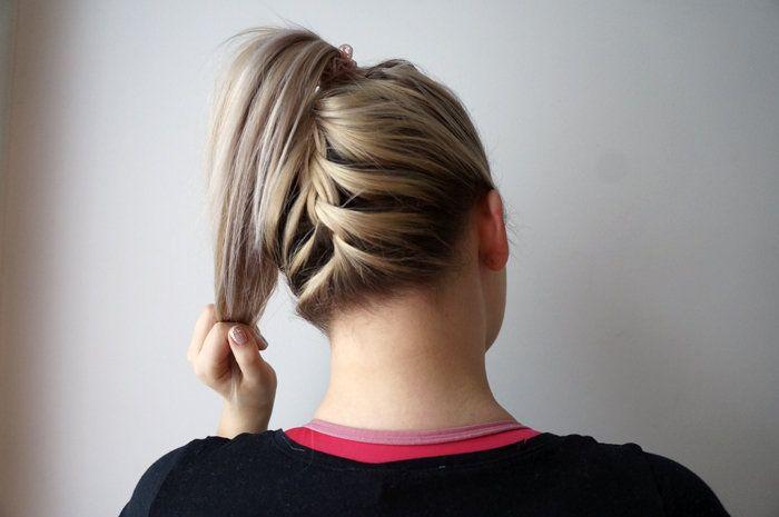 Tutorial: workout hairstyle - Saara Sarvas | Lily.fi