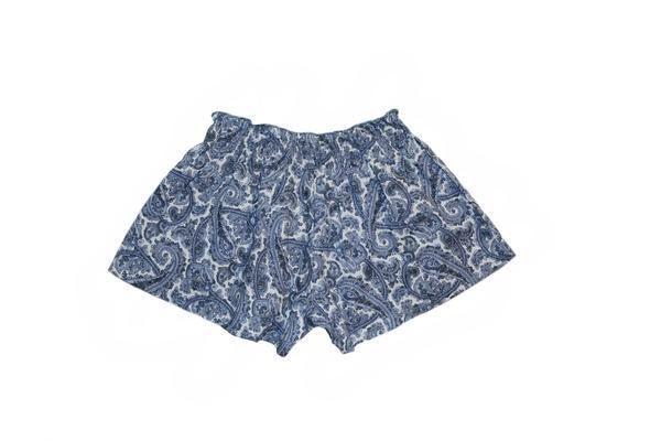 Duke Of London - Athena Swing Shorts - Paisley