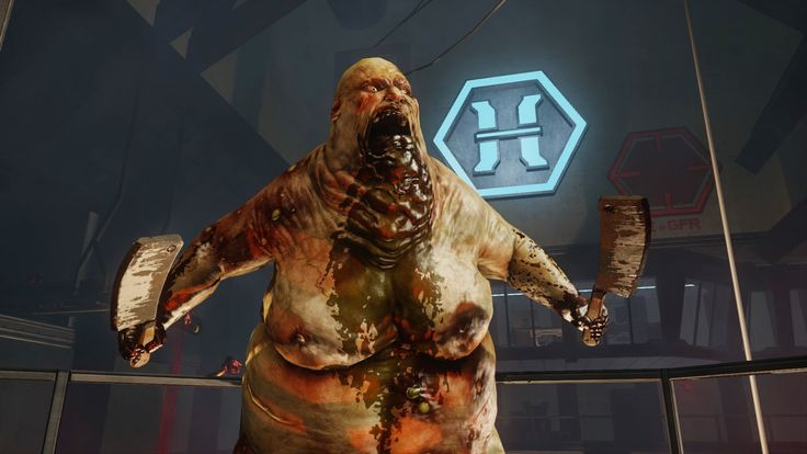 Fangirl Review: NYCC: Killing Floor 2 Information