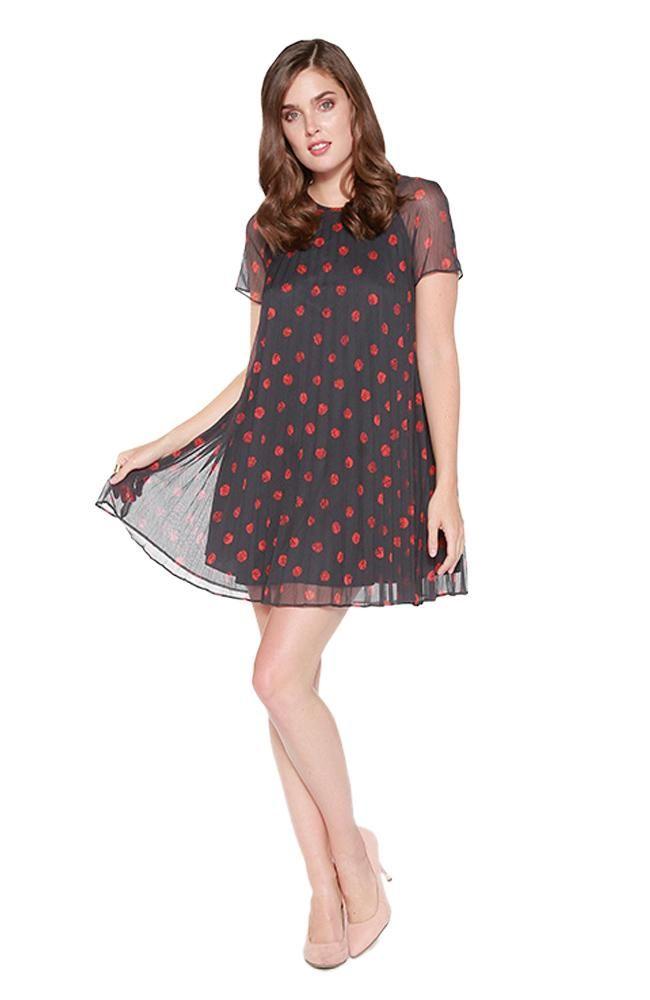 Widow Dress - Chester Dot b3ffde7207d5