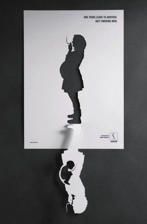 Campanha ADESF (Associação de Defesa da Saúde do Fumante) - Agência Neograma | BBH