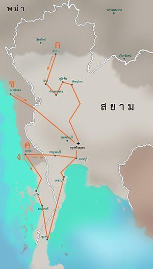 Burmese-Siamese war (1765-1767) map - TH - 002.jpg