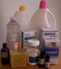Faire sa lessive maison au savon de Marseille