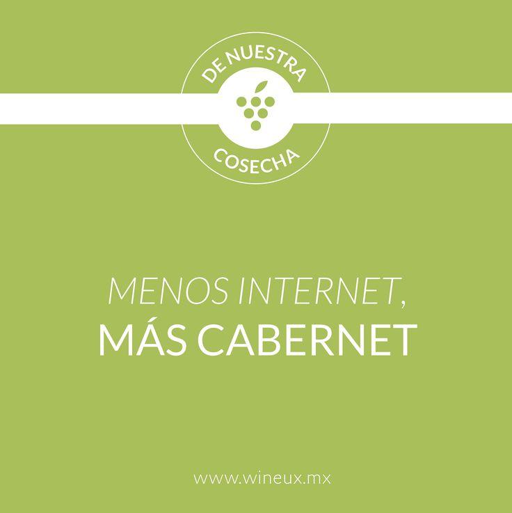 Pero no sin antes entrar a: www.wineux.mx #FrasesDeVino #Vino #VinoMexicano #Wine #Cabernet