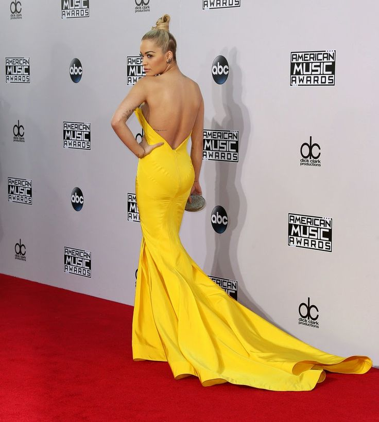 Rita Ora - American Music Awards 2014
