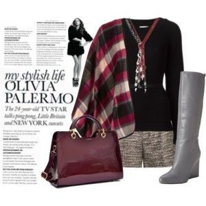 """Olivia Palermo style I."" by stehlikova-alice on Polyvore"