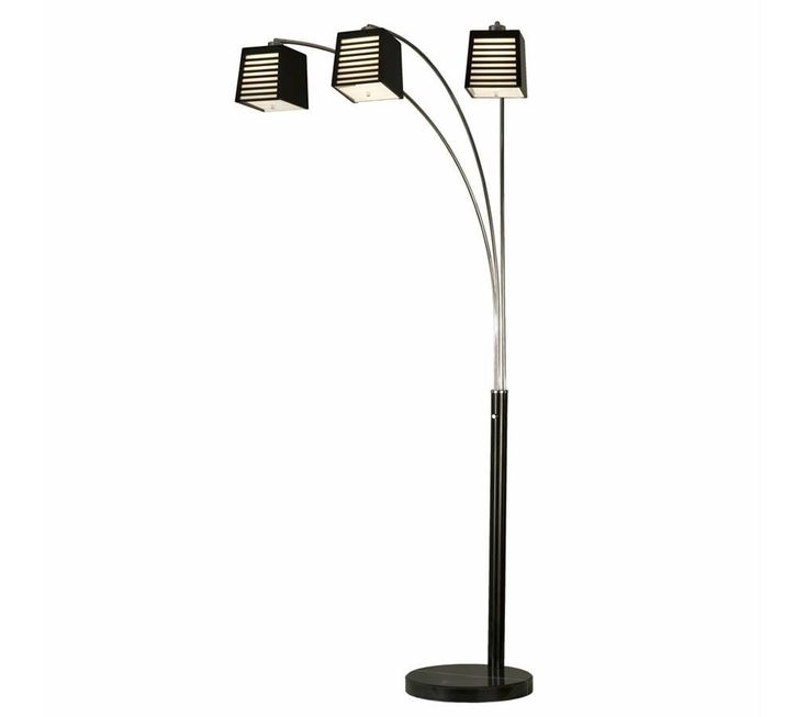 70 best Arc Floor Lamps - Living Space Lighting Ideas images on ...