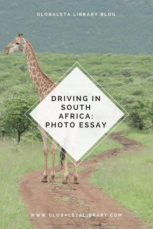 Driving in South Africa - Photo essay from GlobalETA Travel & Outdoors Digital Library & Blog at www.globaletalibrary.com