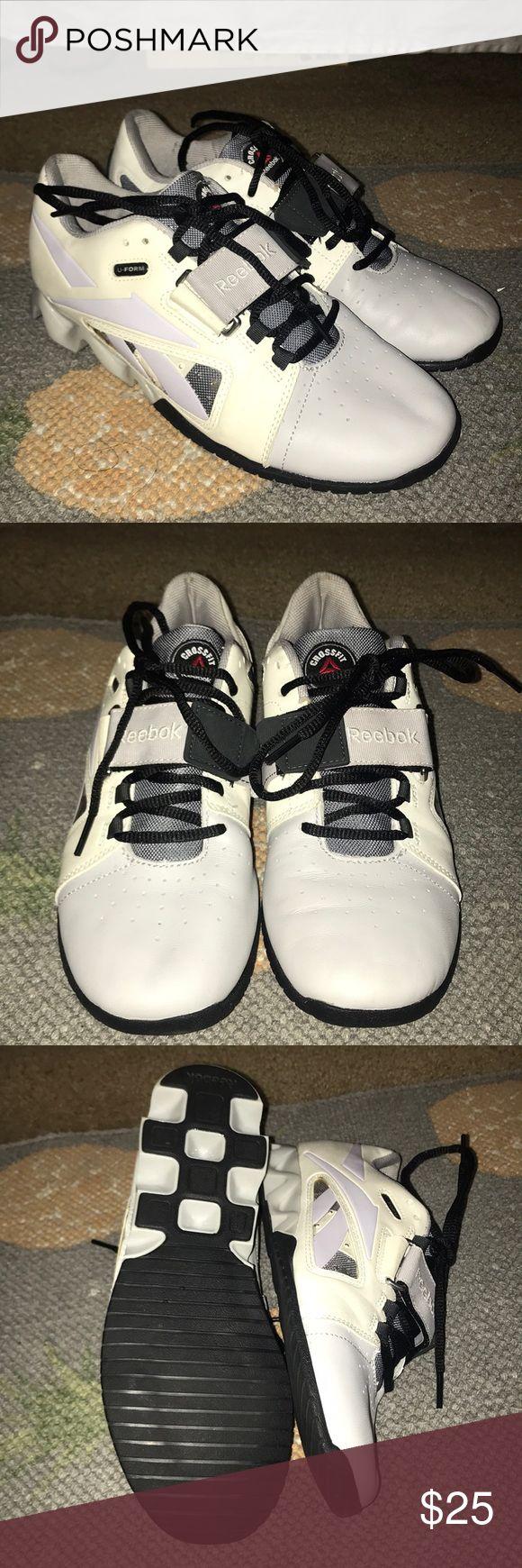 Reebok Crossfit Lifting shoes Reebok Crossfit Lifting Shoes worn once Reebok Shoes Athletic Shoes