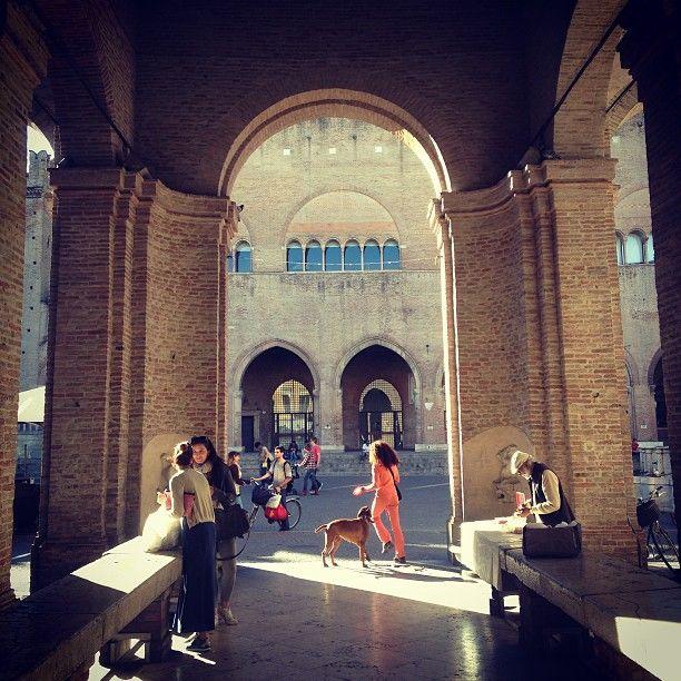 5.35pm. Vecchia Pescheria, Rimini. #adrimob - Instagram by @Bridget Sutton Traveller