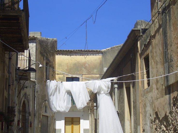 Architecture in South of Italy