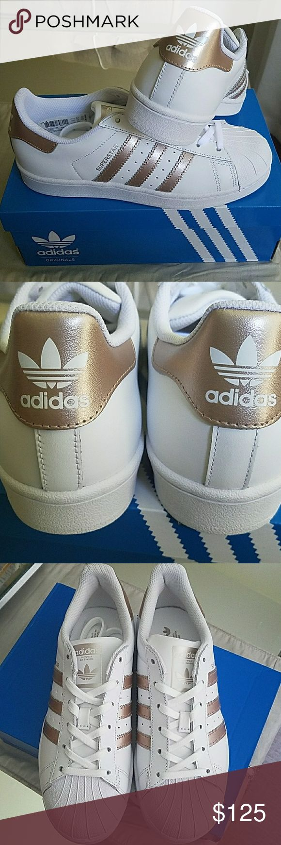 adidas Originals Superstar Boost Bronze Silver