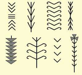 Symbols Baltic region Lithuania