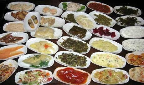 Lezzetli Turk Yemekleri