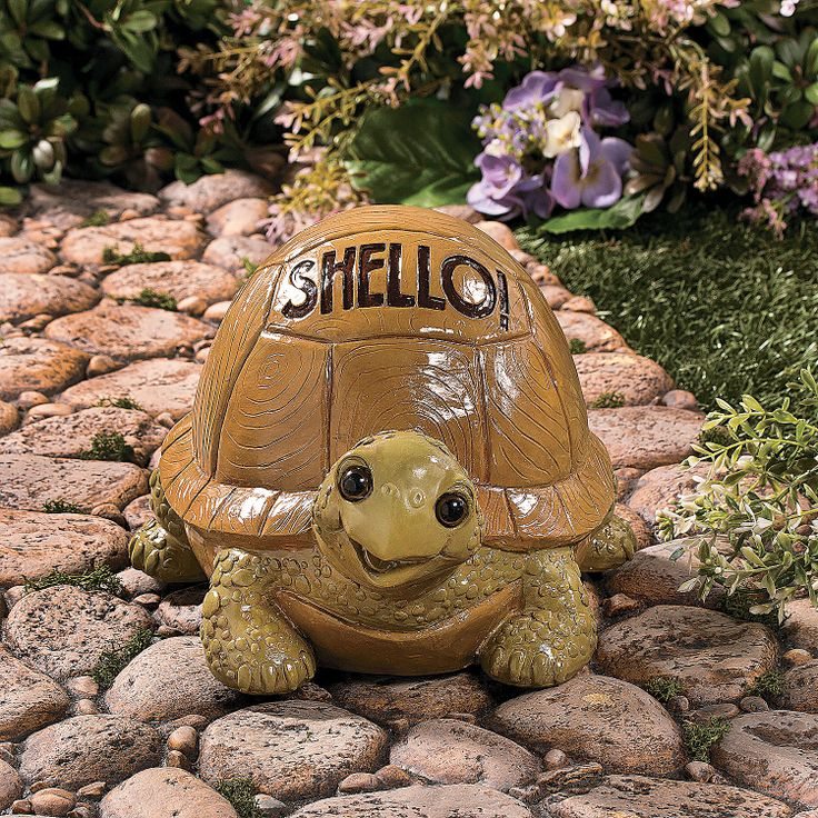 Awesome Shello Turtle Garden Decor Statue    Check This Awesome Product By Going To  The Link At The Image.