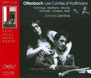 Jacques Offenbach: Les Contes d'Hoffmann [CD]